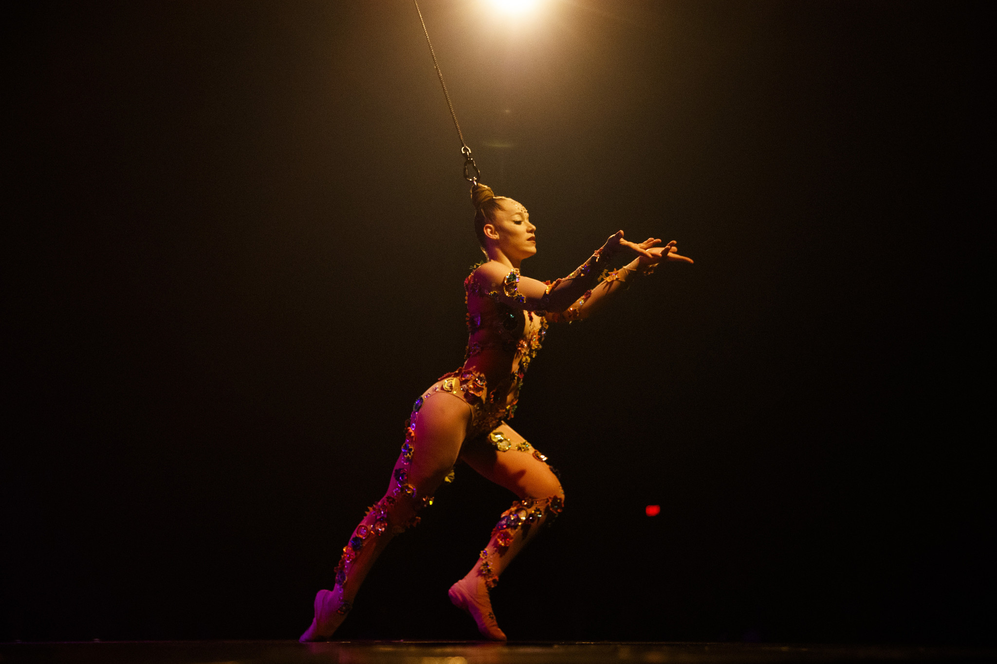 'Volta' by Cirque du Soleil is now at Soldier Field with all the old excitement