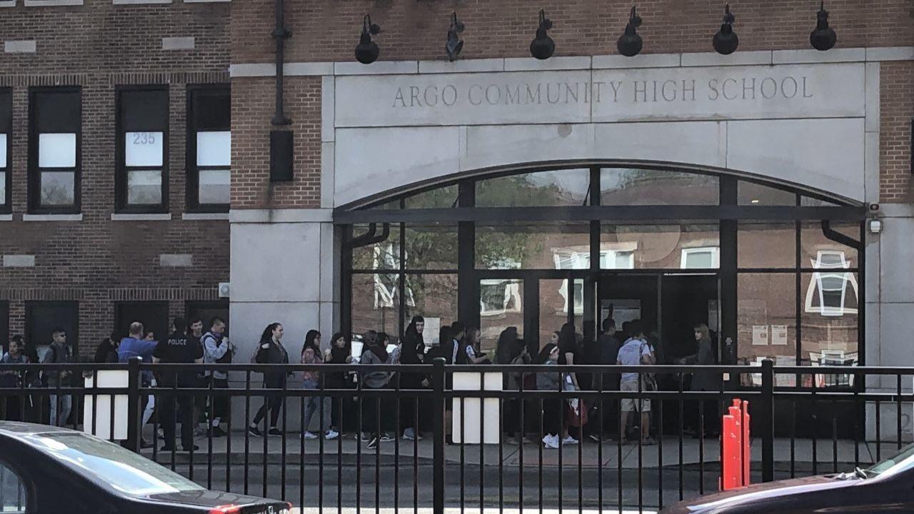 Argo Community High School postpones graduation after shooting threats on social media