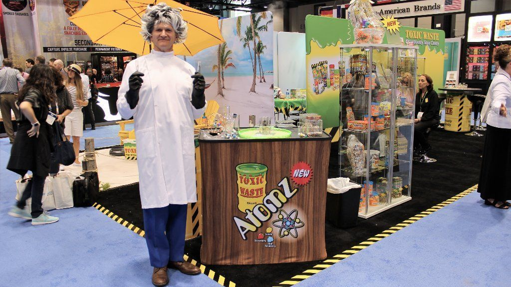 Top 10 buzzy treats at Sweets & Snacks Expo from crunchy candy-coated gummies to chocolate innovations
