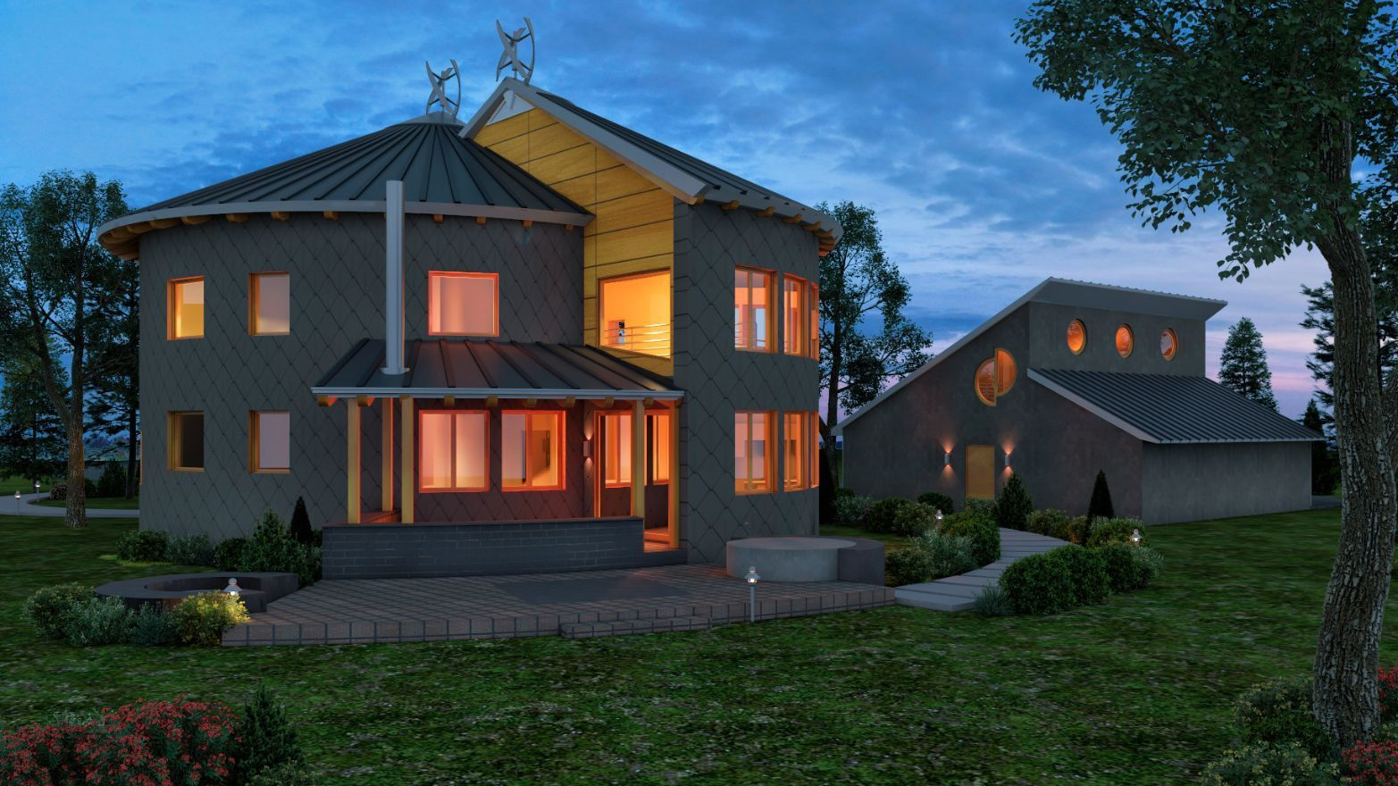 Chicago winter without a furnace or gas bill: Passive houses make it possible and are slowly catching on