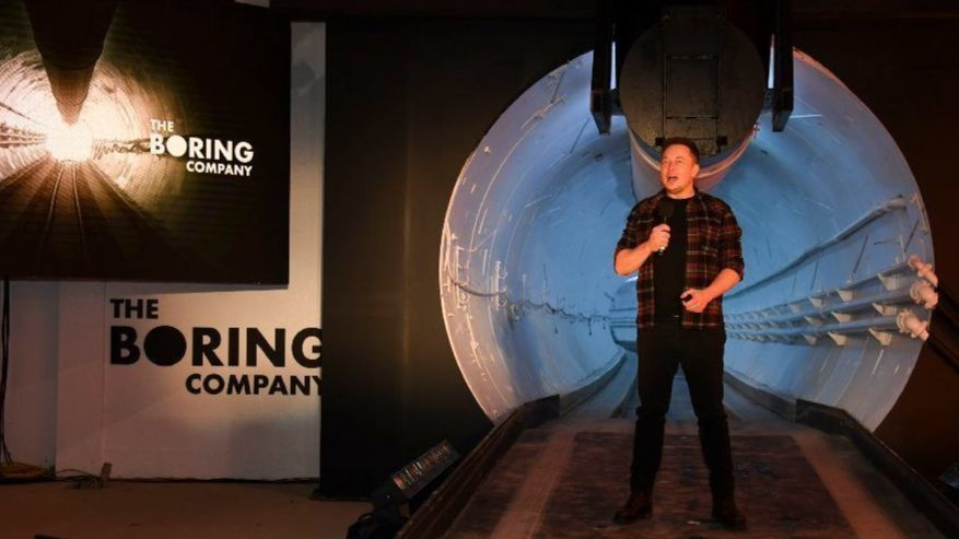 Elon Musk will get to build his transit tunnel after all. But in Vegas, not Chicago.