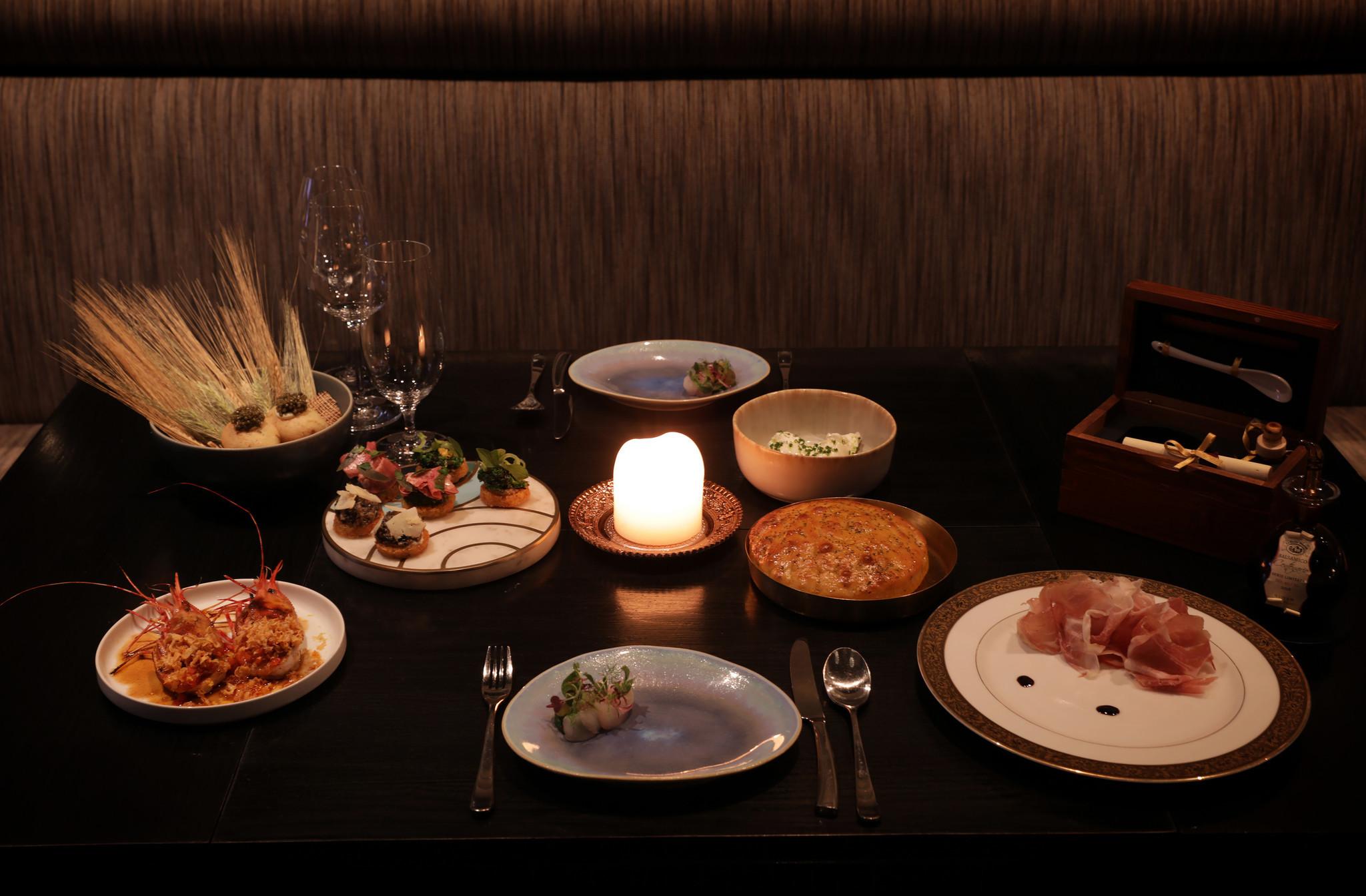 Review: Abbondanza rules the day at Next restaurant's Italia menu