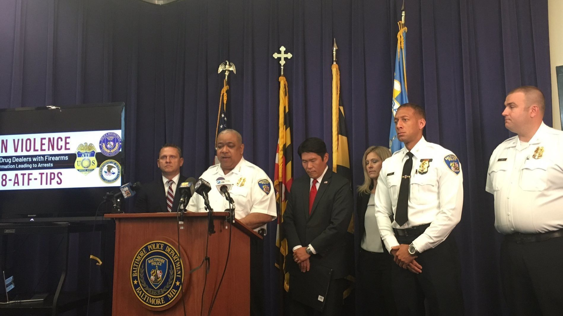 Baltimore residents can get paid for reporting armed felons and drug dealers to law enforcement