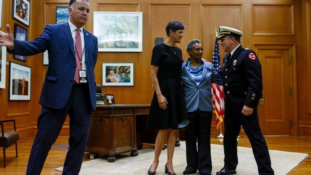 The Spin: Exclusive details emerge on Mayor Lori Lightfoot's handpicked outside security chief