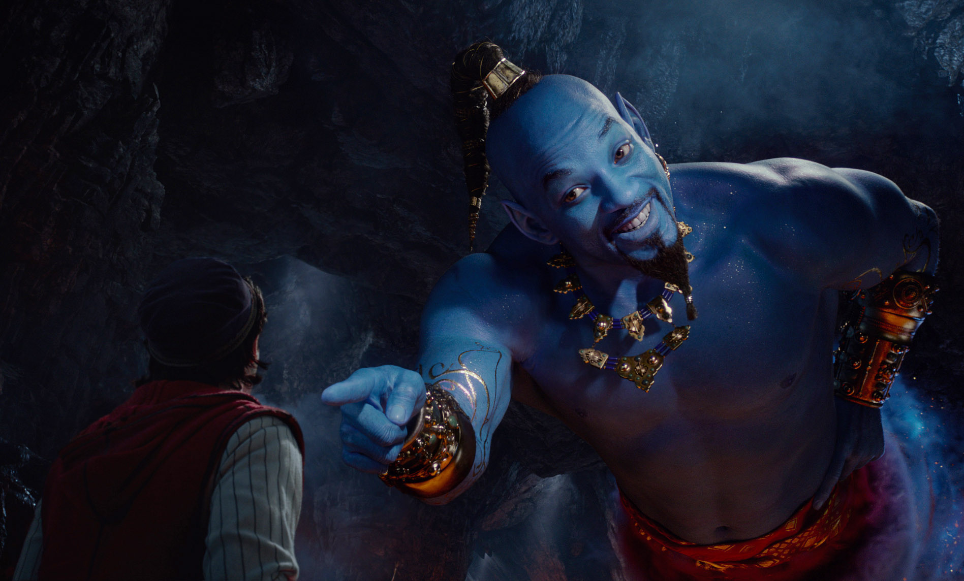 Will Smith on paying homage to Robin Williams and bringing His 'own flavor' to 'Aladdin'