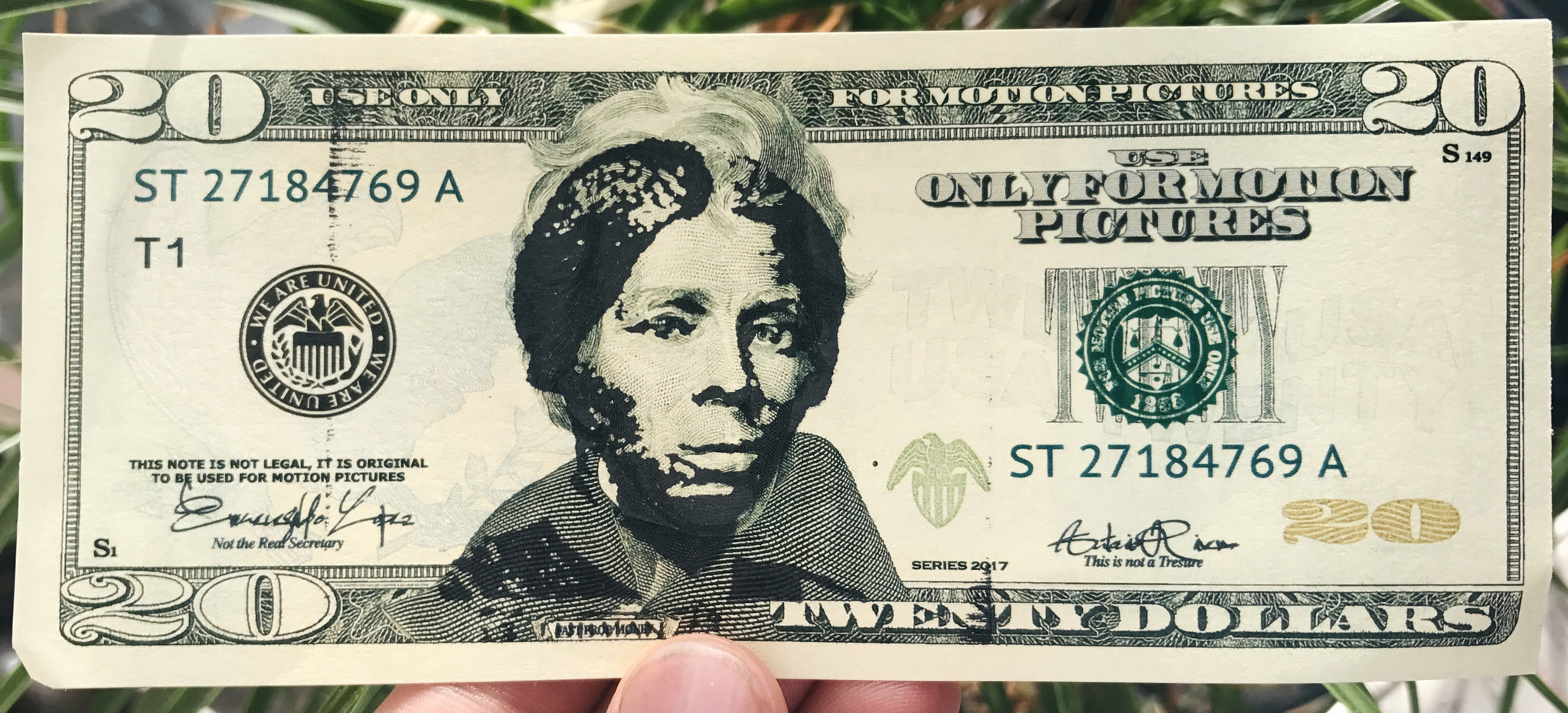 Harriet Tubman is appearing on $20 bills, whether Trump officials like it or not