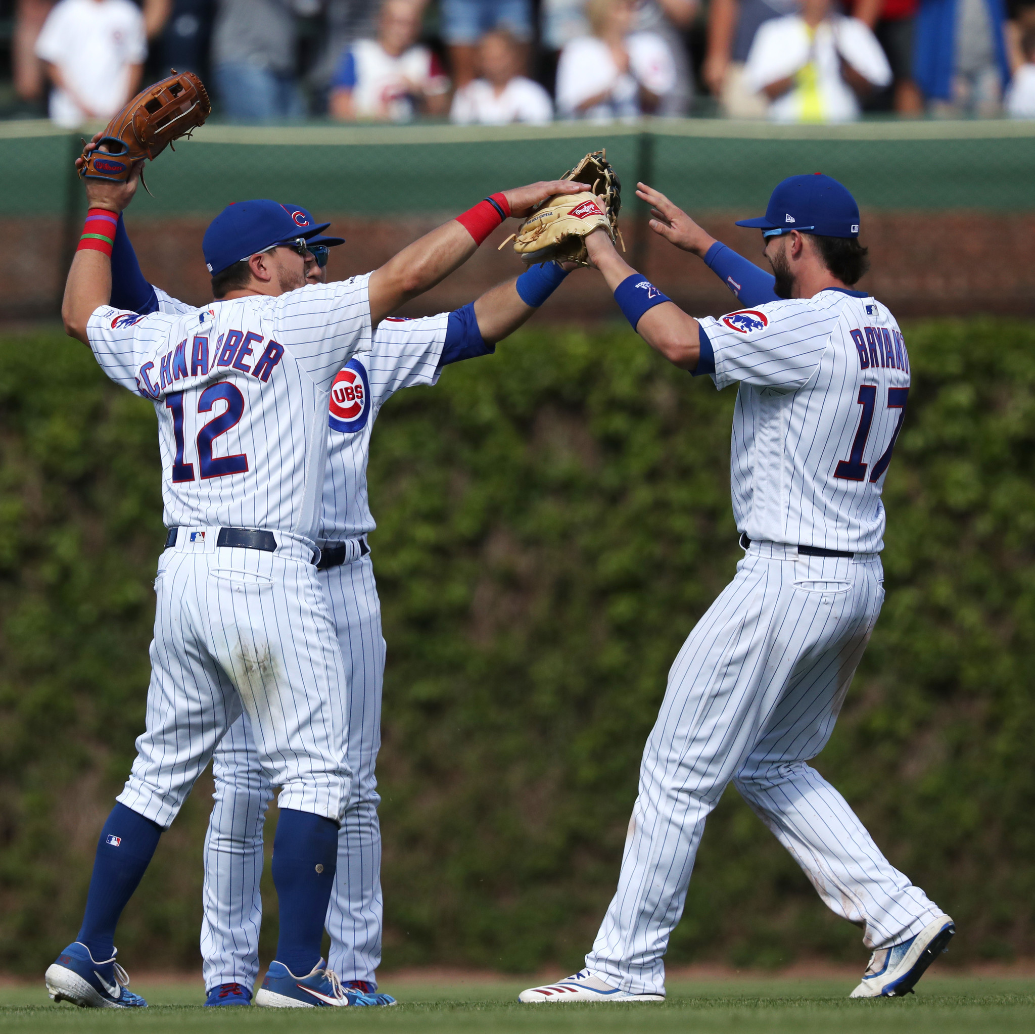 Cubs bulk up their taxed bullpen with 2 promotions from Iowa: 'All hands on deck'