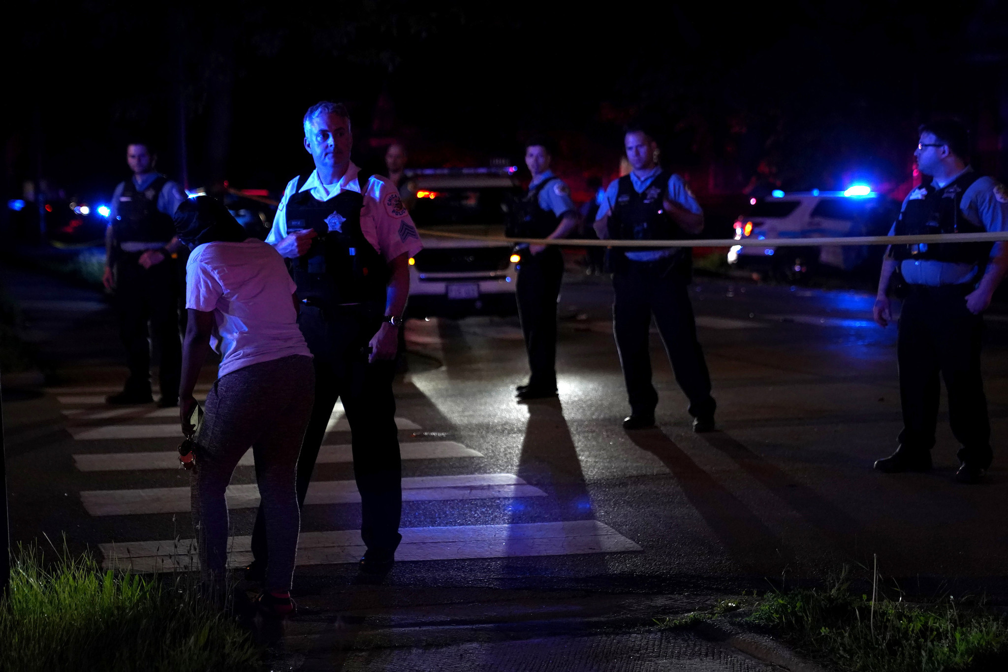 25 shot, 5 fatally, so far in Chicago during Memorial Day weekend