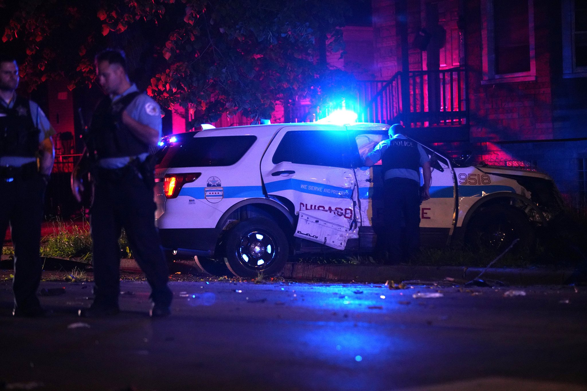 33 shot, 5 fatally, so far in Chicago during Memorial Day weekend
