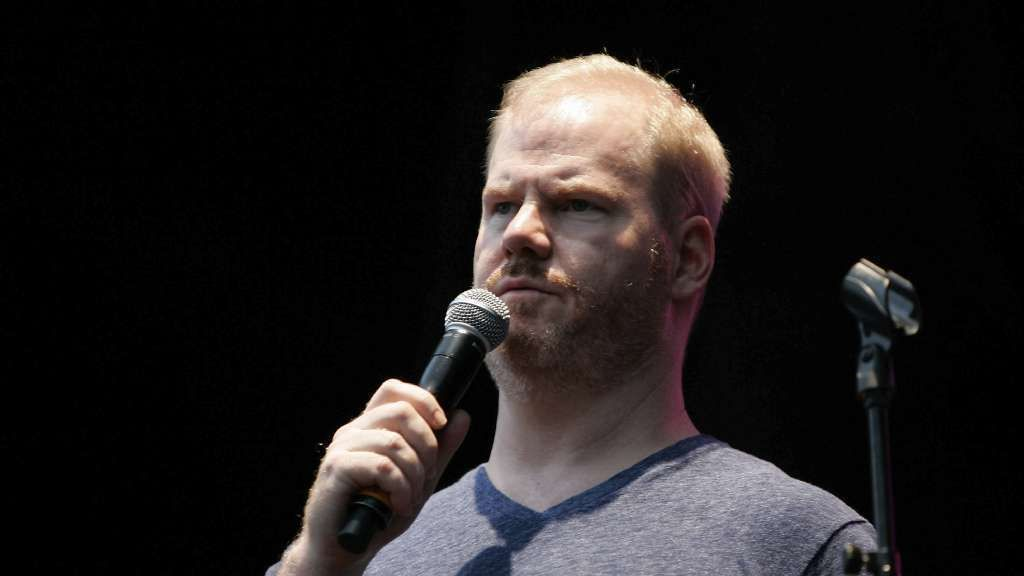 My worst moment: Jim Gaffigan on the heckle that wasn't