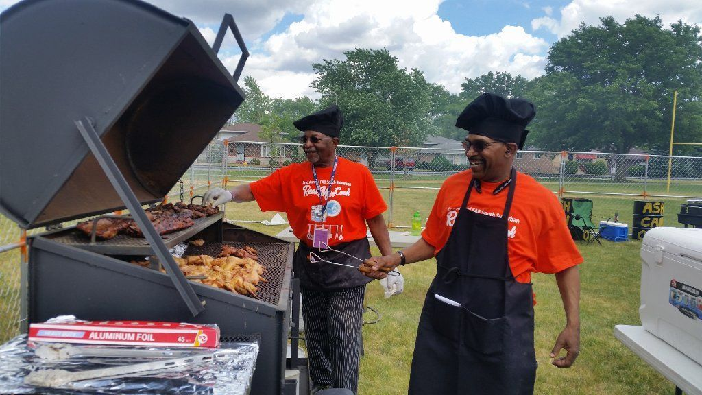 Knowles: Real Men Cook marks 30-year anniversary