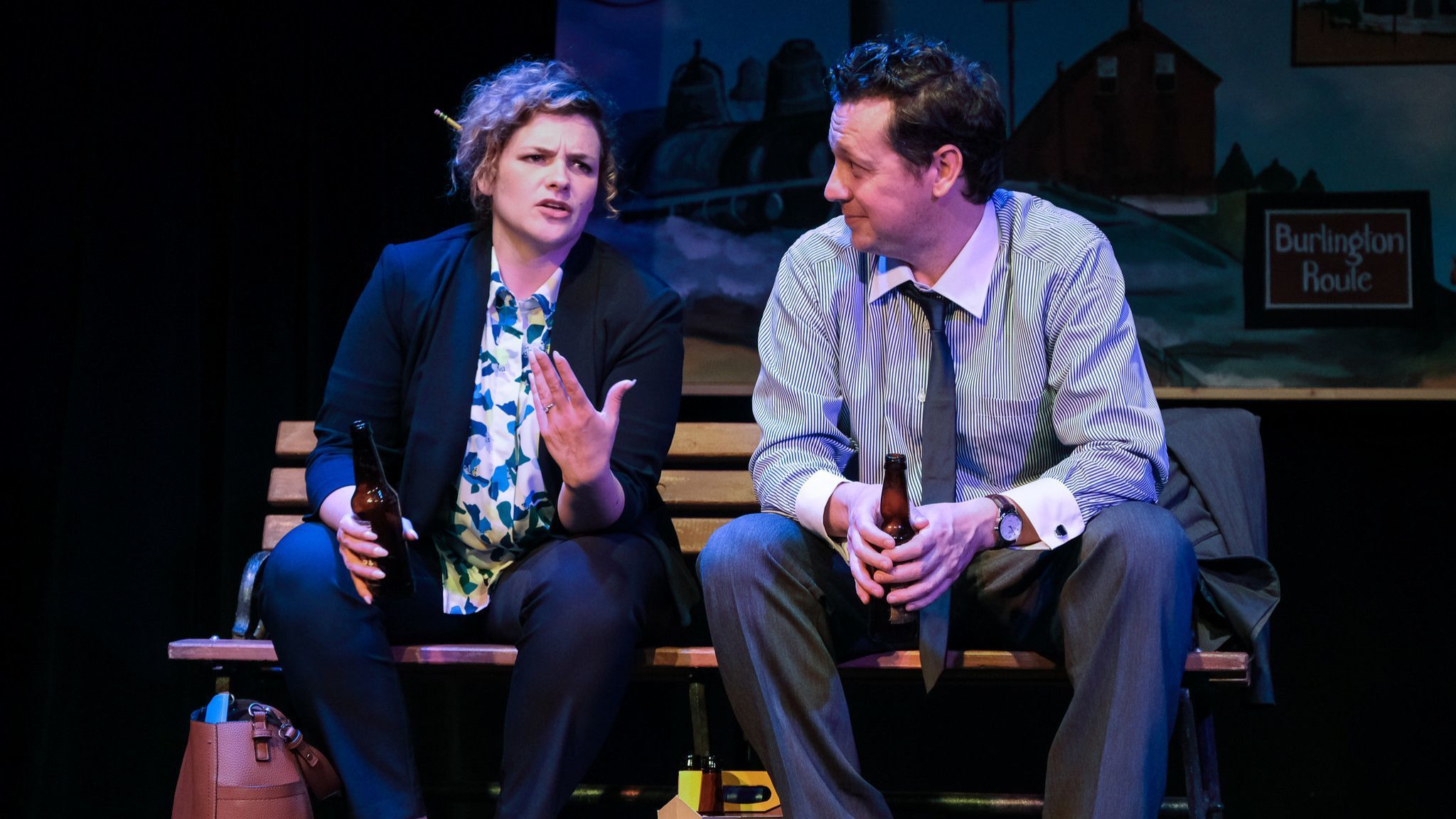 'Life on Paper' by Jackalope Theatre builds a very human story from the numbers