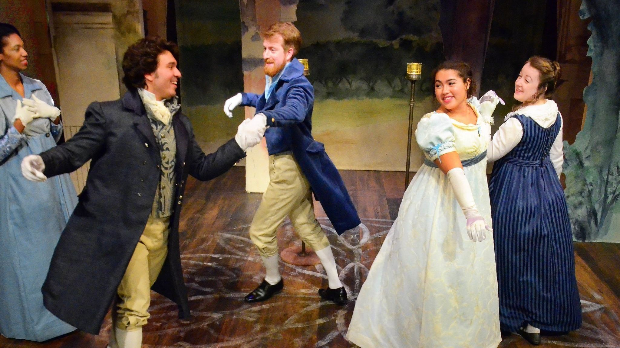 'Emma' at Lifeline Theatre: Jane Austen's matchmaking story is played for warmth and laughs