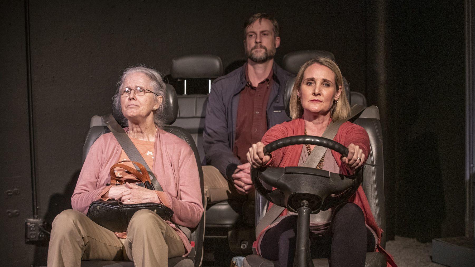 'Four Places' at Den Theatre: As their parents age, old secrets break their silences