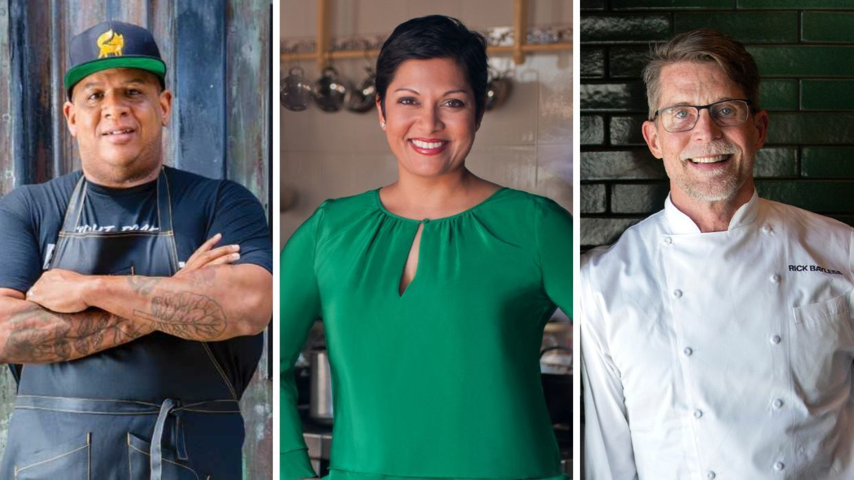 Printer's Row Lit Fest features all-star cooking demos and author talks