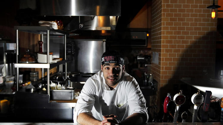 Jimmy Bannos announces plans for Italian restaurant, prepares to re-open Purple Pig by mid-June