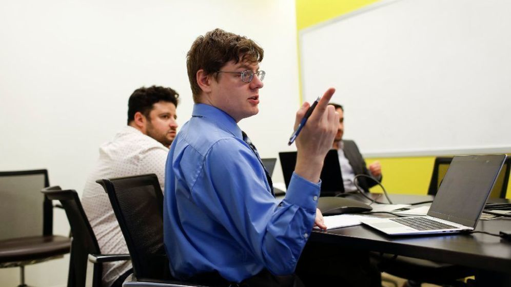 'We don't care about the eye contact.' Autistic people thrive in Chicago tech jobs after years of underemployment