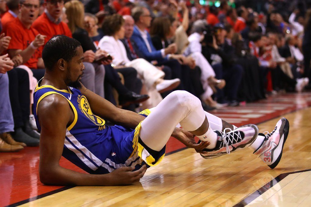 Like Derrick Rose before him, Kevin Durant's injury is bigger than basketball: 'An incredible win and a horrible loss'