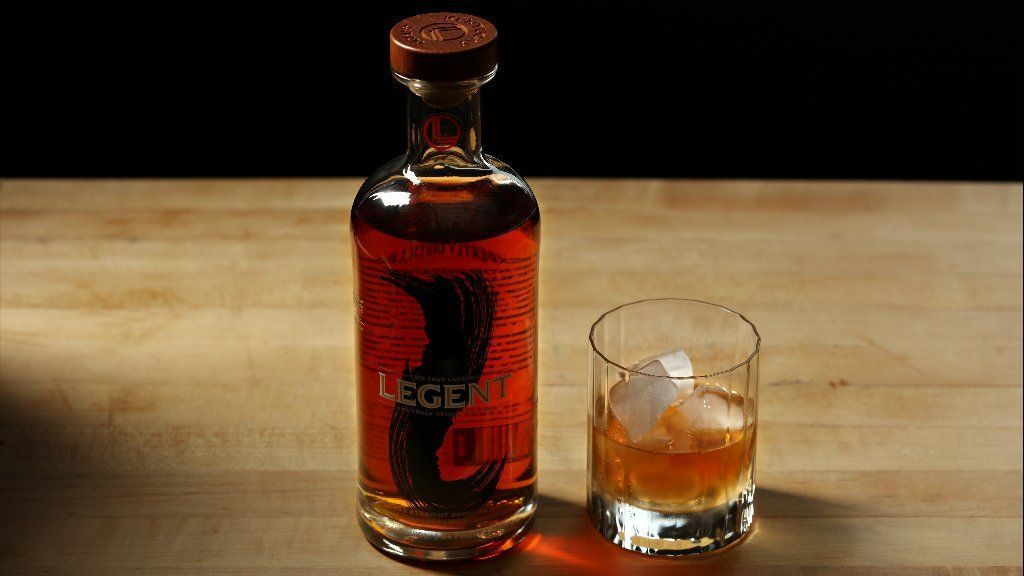 Legent bourbon, the first release from Beam and Suntory houses, blends traditions and flavors