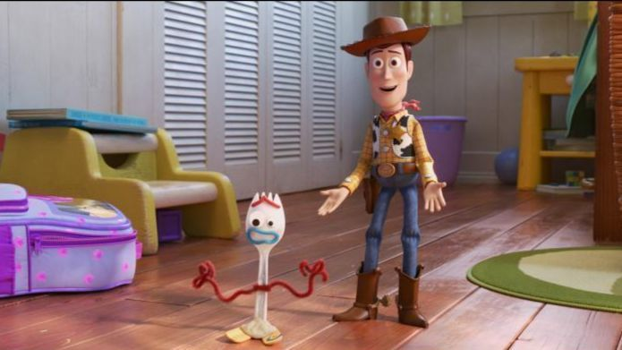 'Toy Story 4' review: Triumph of the spork!