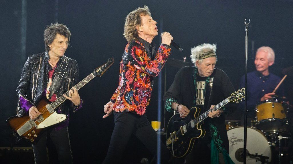 The Rolling Stones just can't shake the Chicago blues