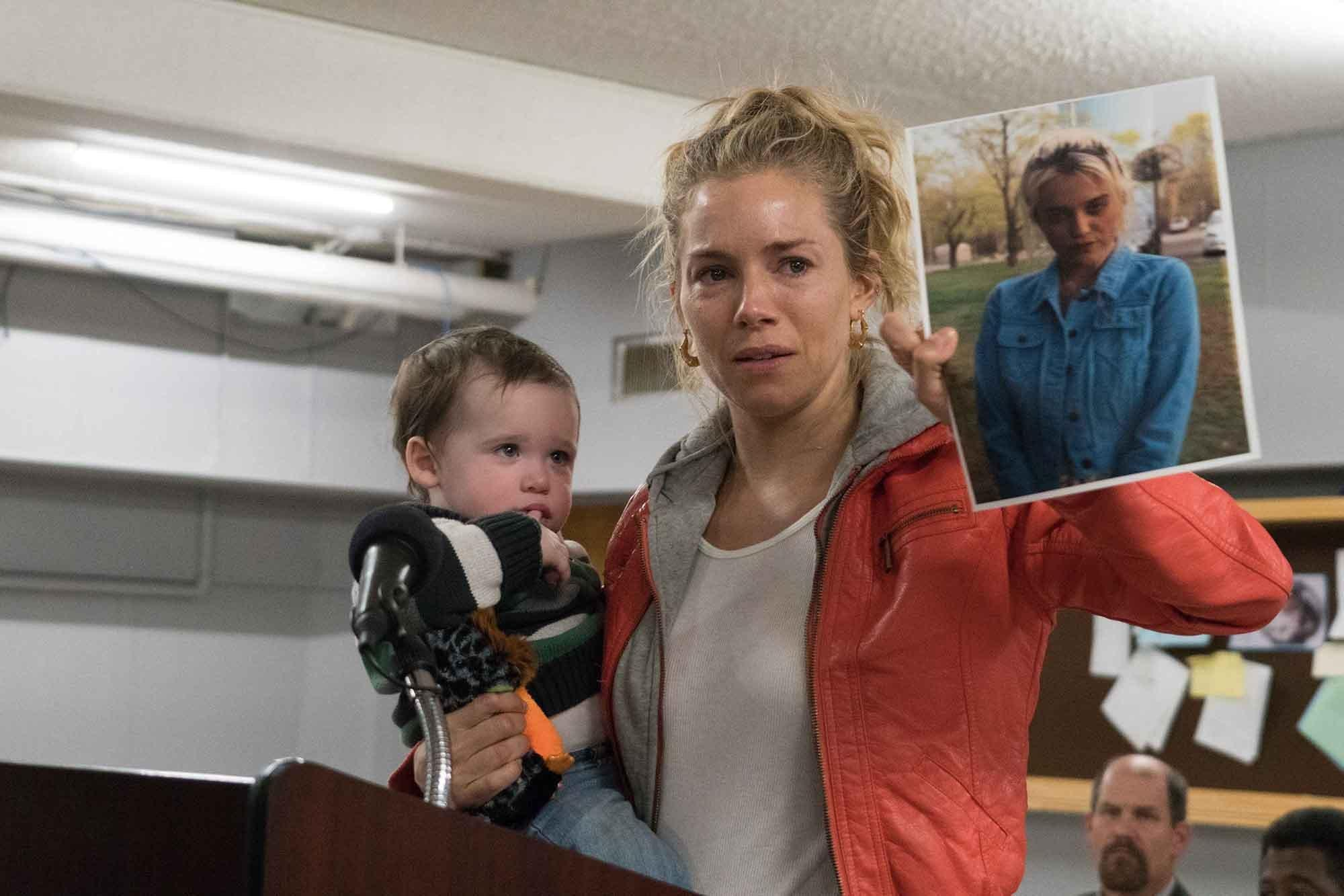 'American Woman' review: Sienna Miller's mother resonates with painful truth