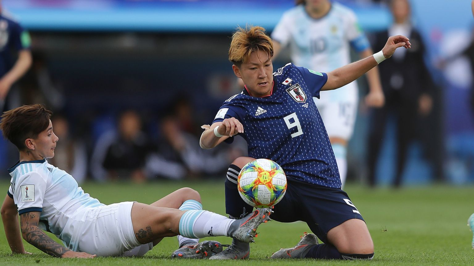 Women's World Cup on TV: Japan-Scotland will be 250th all-time match