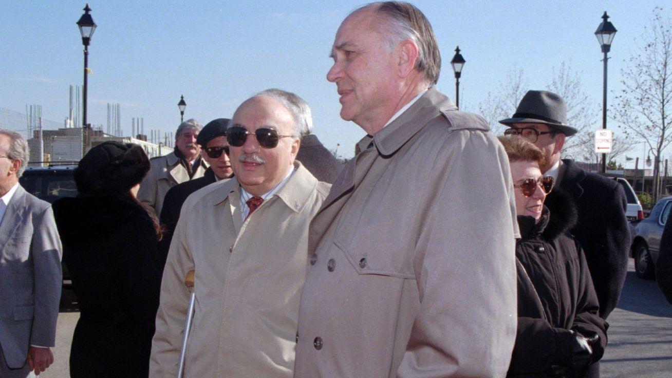R. Clayton Mitchell, former Maryland House speaker, dies at 83
