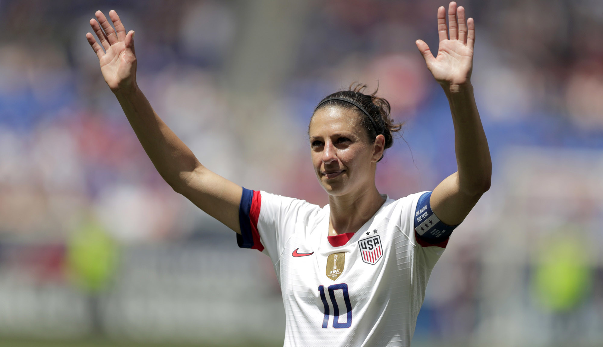 The Waiting Game Why Students >> Women S World Cup Carli Lloyd And Student Colleagues Play The