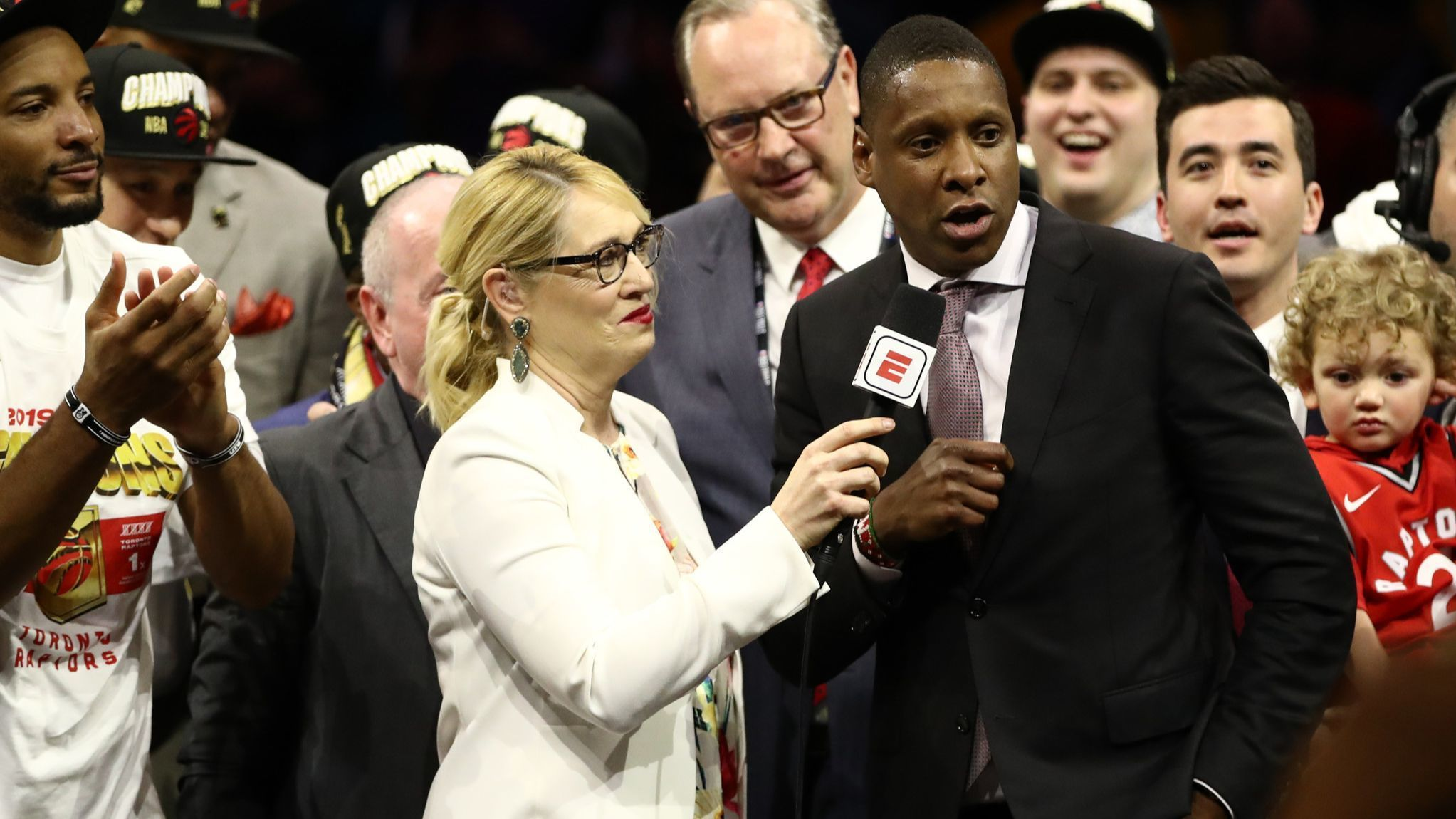 Raptors president is being investigated for allegedly hitting a deputy after Game 6