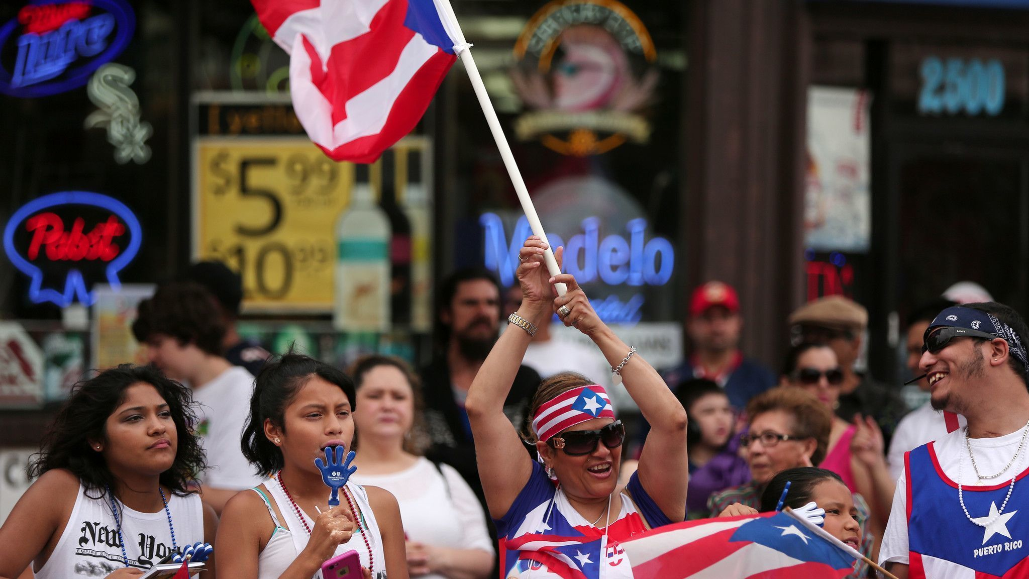 Things to do in Chicago this weekend: Puerto Rican parade, 'Pop-Pup' bar for dogs, Vampire Weekend, White Sox giveaways