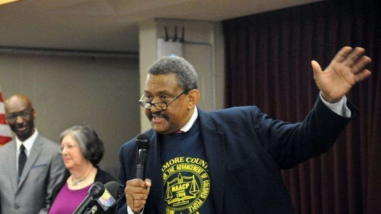 Baltimore County NAACP calls for ethics probe of state delegate for 'hang them high' Facebook comment