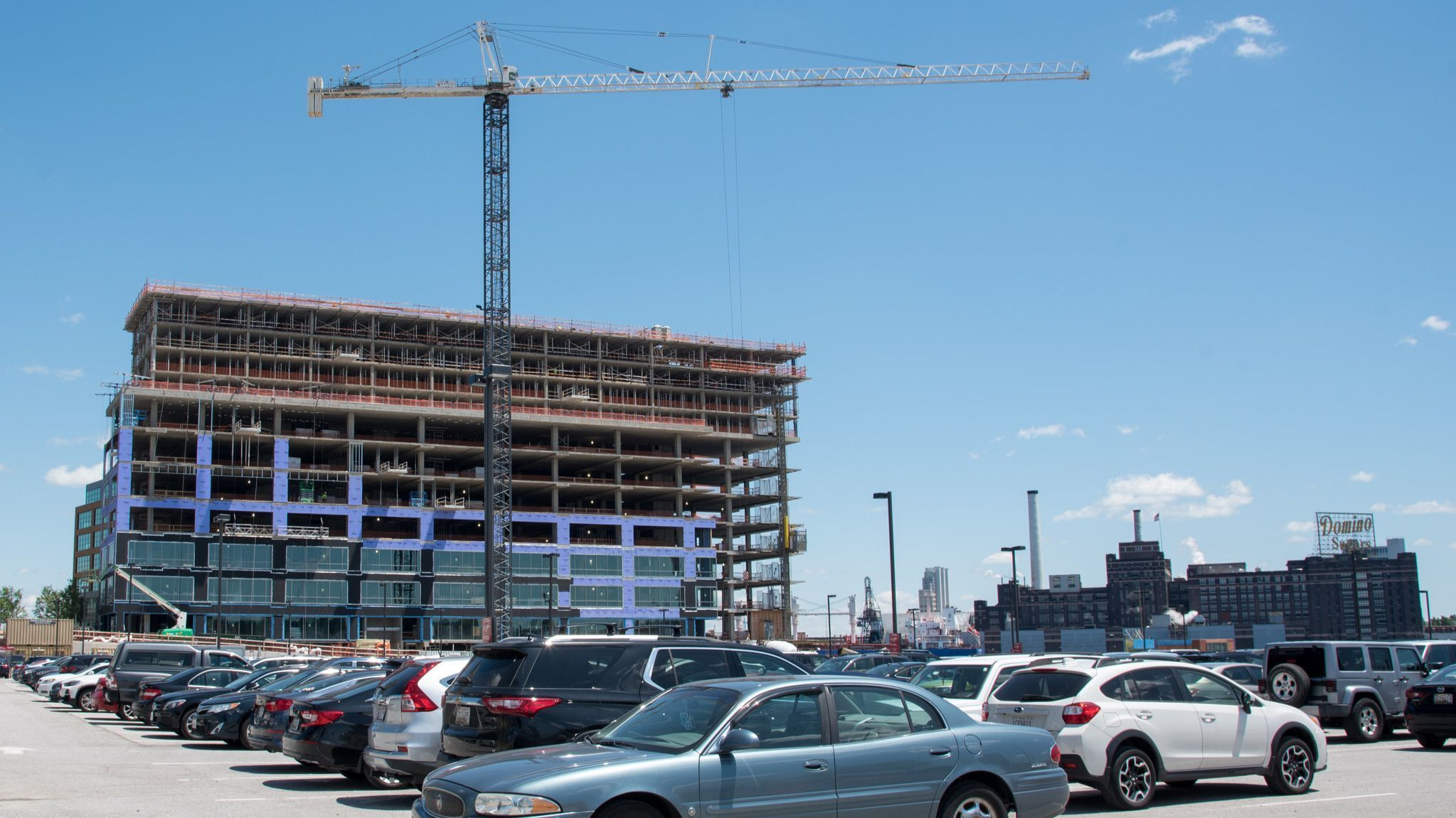 Baltimore's Harbor Point becomes a Cinderella story for an industrial site people once avoided