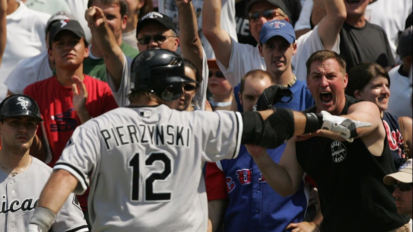 The Cubs-White Sox City Series greatest hits, including the Kick, the Rant and the Punch