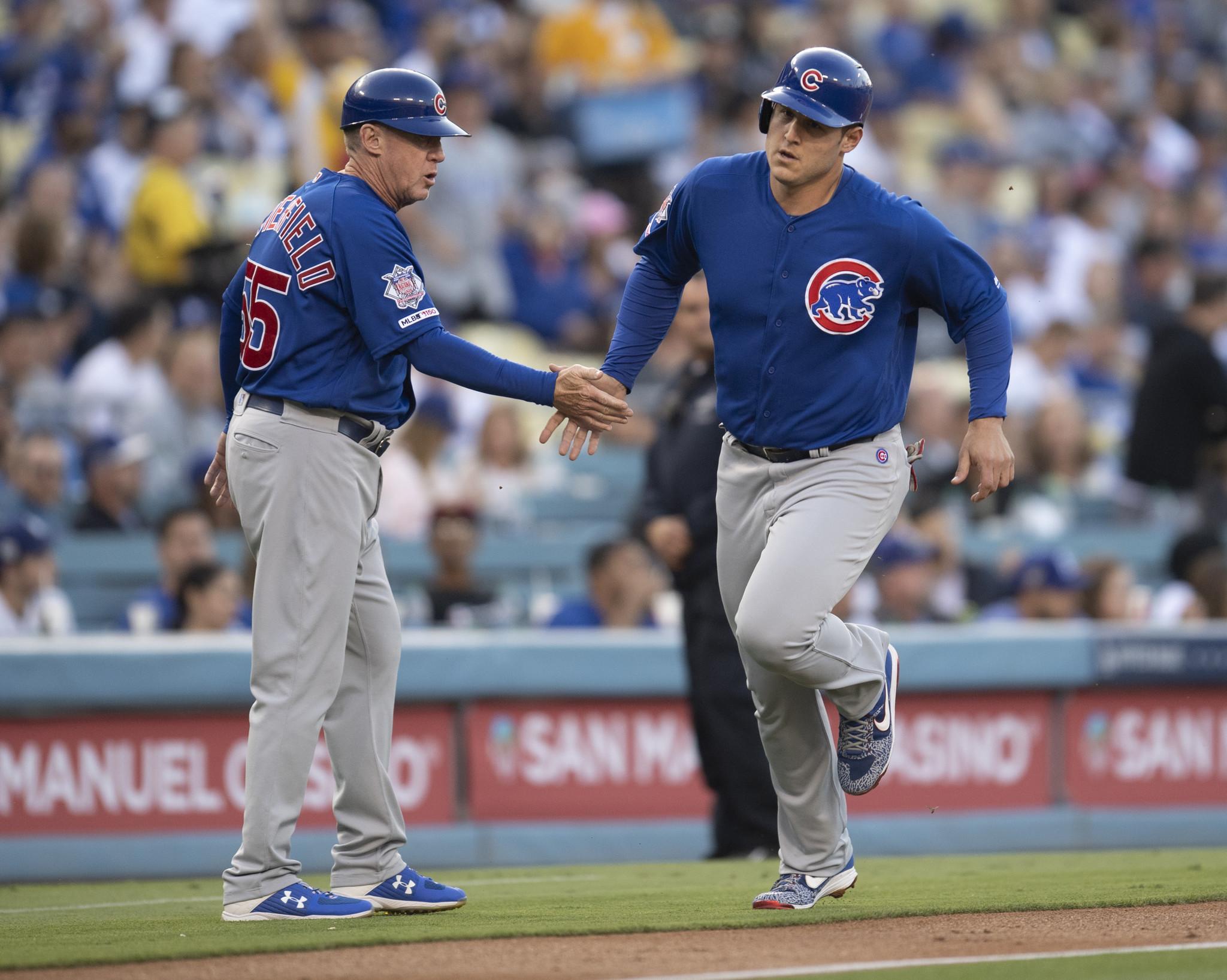 Cubs vs. Dodgers