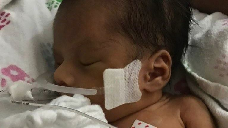 Officials: Death of baby cut from mother's womb ruled a homicide