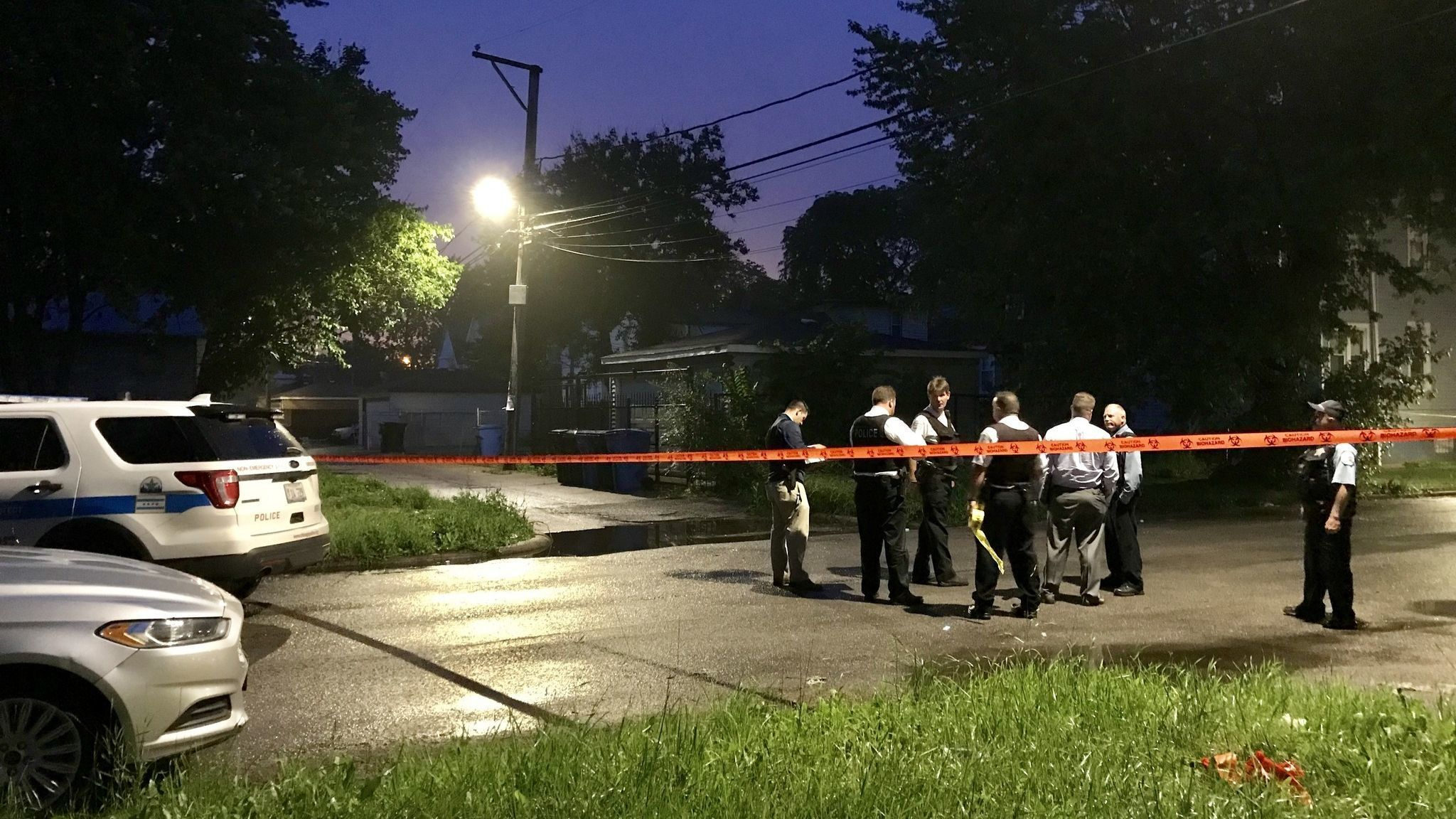 Simeon freshman, 15, killed in West Englewood shooting: 'He was a baby, and they took him'