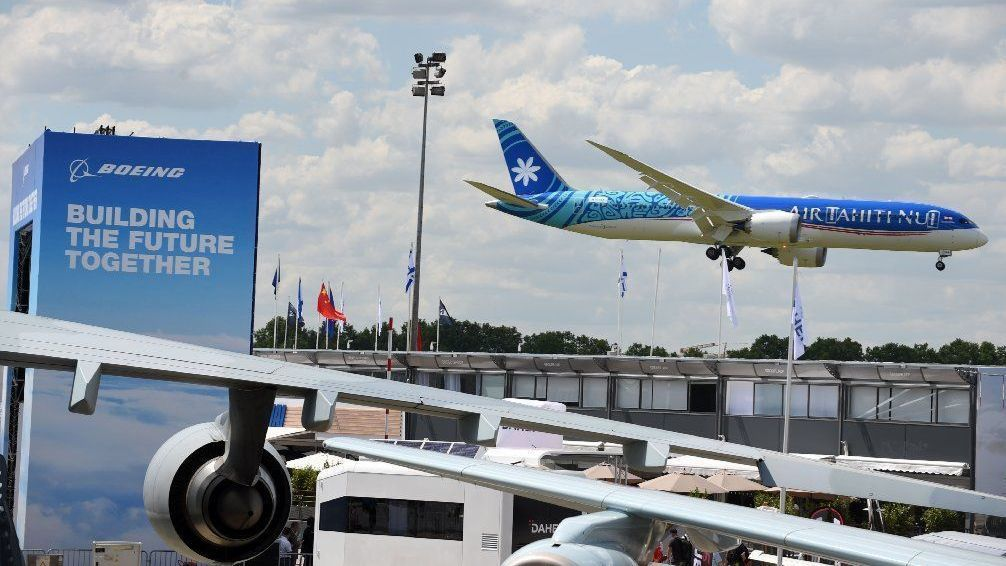 Boeing says it's open to changing the name of grounded 737 Max jet