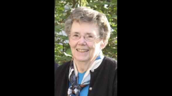 Mary B. Maguire, registered nurse, dies