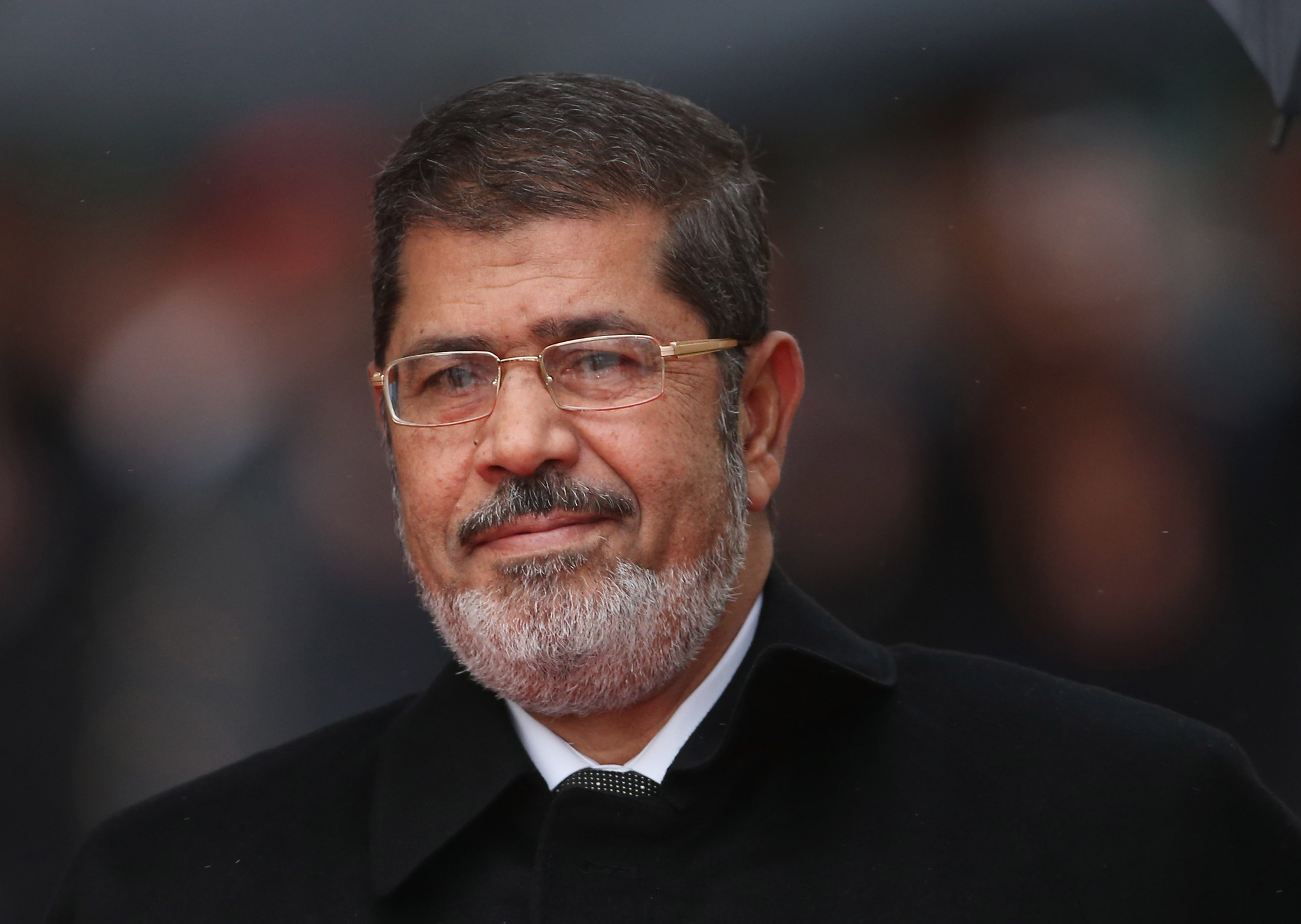 Egypt's former president Mohammed Morsi, ousted in 2013, dies in court while on trial, family says