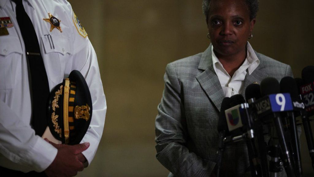 Chicago police official won't face discipline for taking summer vacation: Mayor Lori Lightfoot
