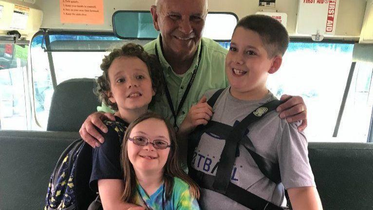 Darlington school bus driver donates early retirement incentive to school's autism program