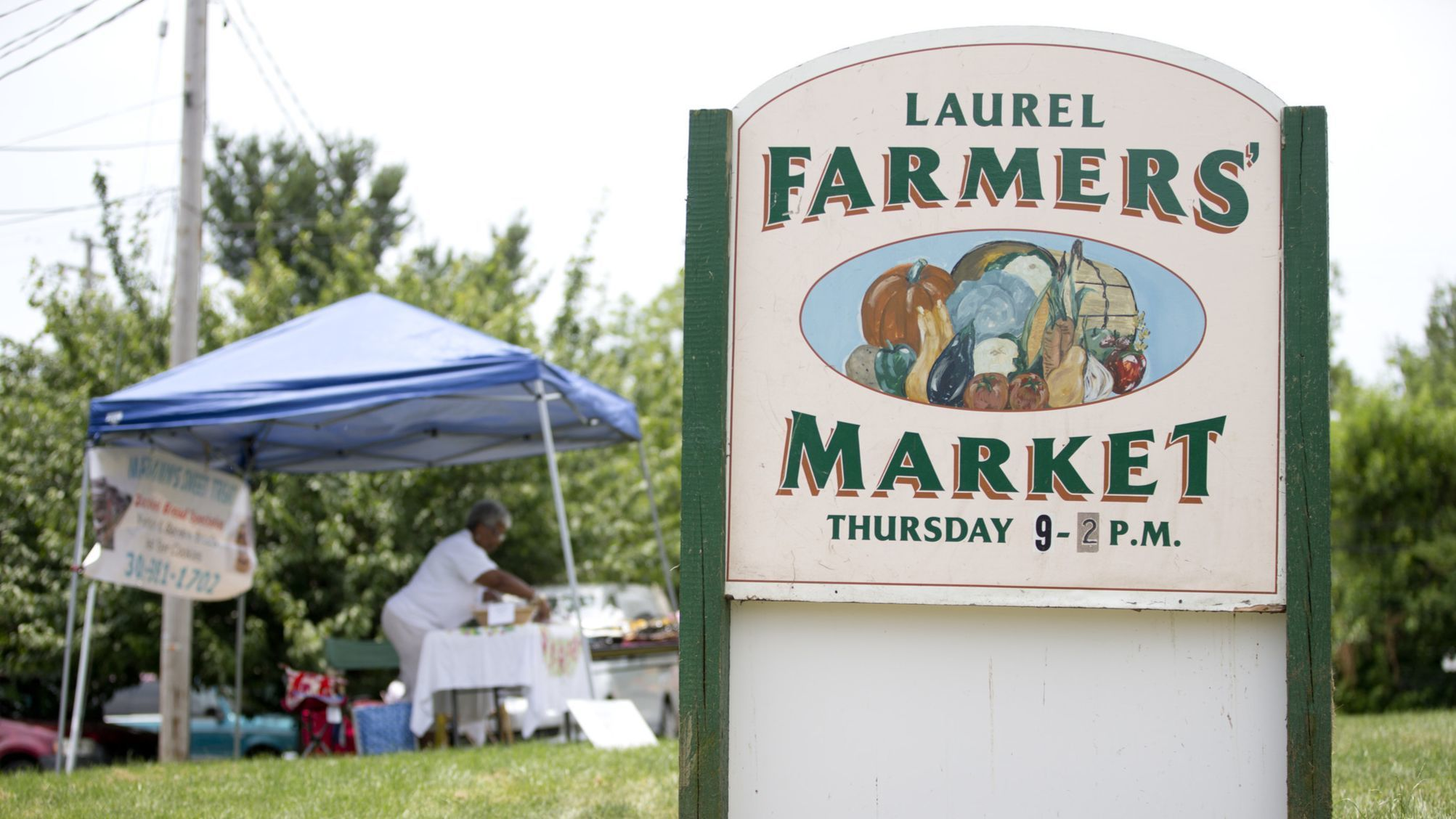 Low attendance, lack of support kills weekly Laurel farmers market