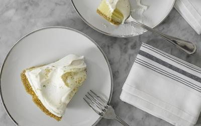 Nicole Rucker's Key lime pie