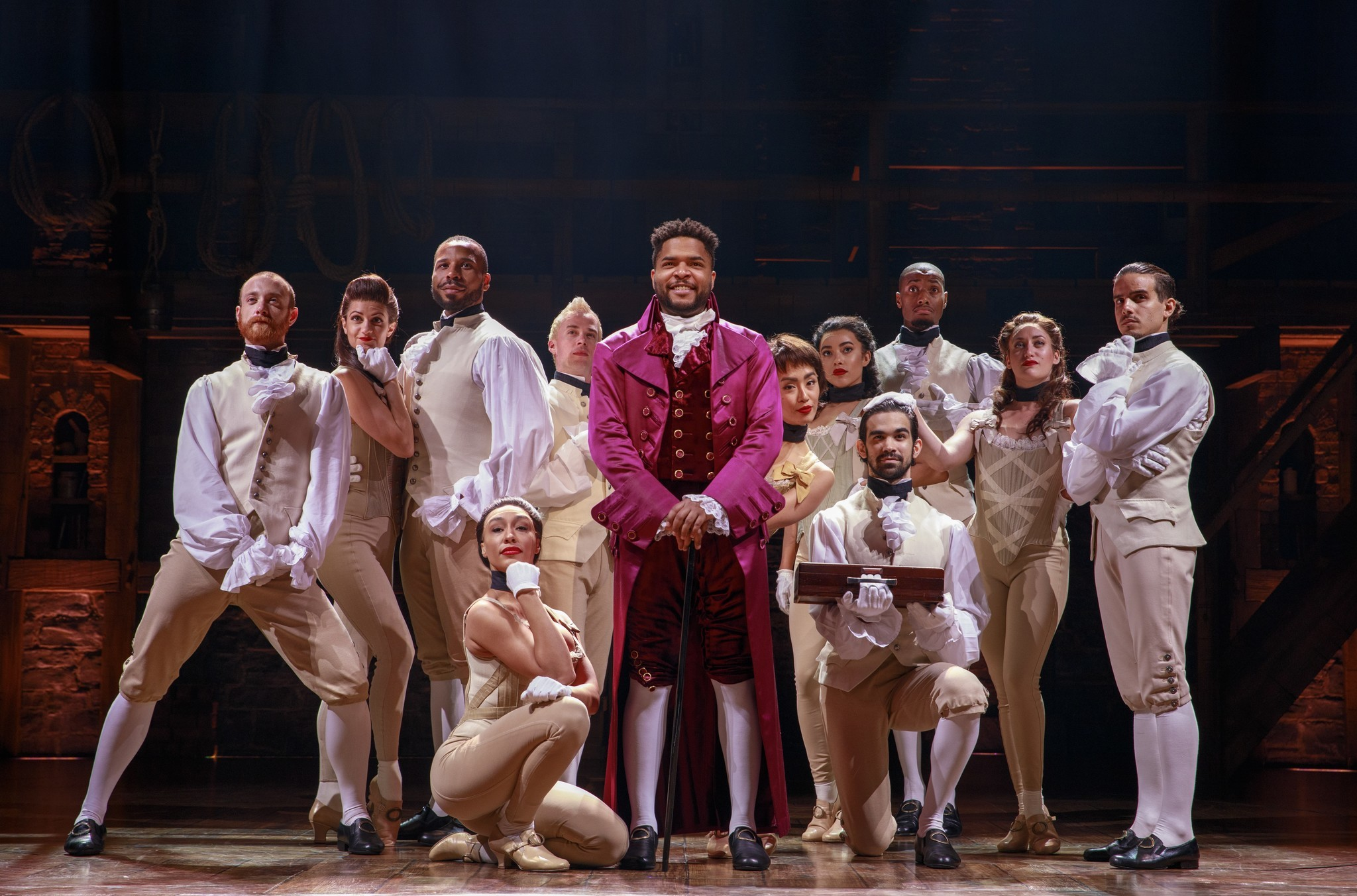 Here comes 'Hamilton': What you need know about the musical coming to Baltimore that took over the world