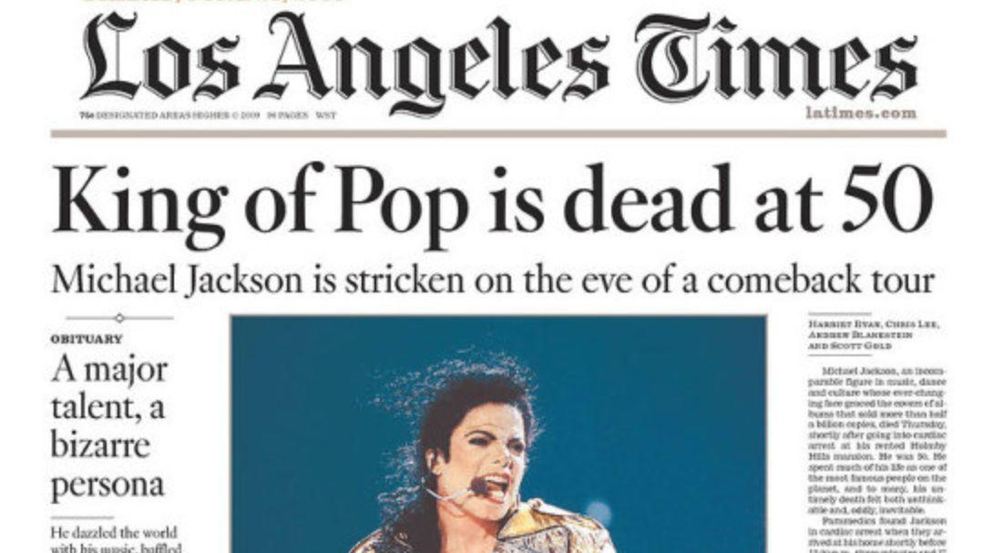 Michael Jackson's final day: A sleepless night, dangerous drugs and a death that shook the world