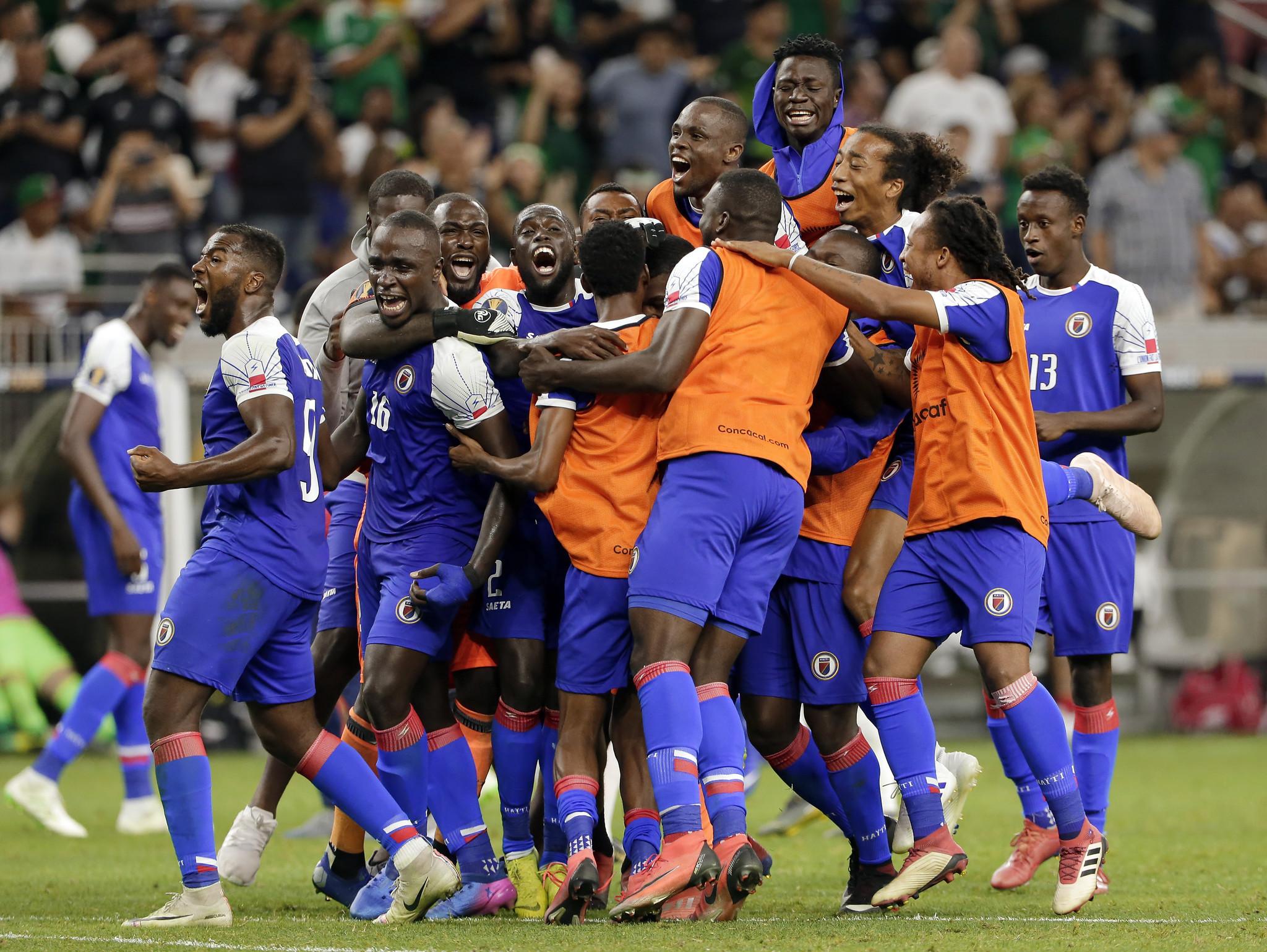 Image result for haiti canada copa de oro 2019