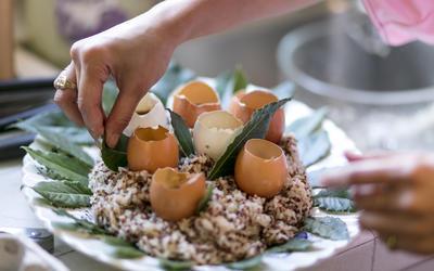 Hammam Bay Leaf Rice