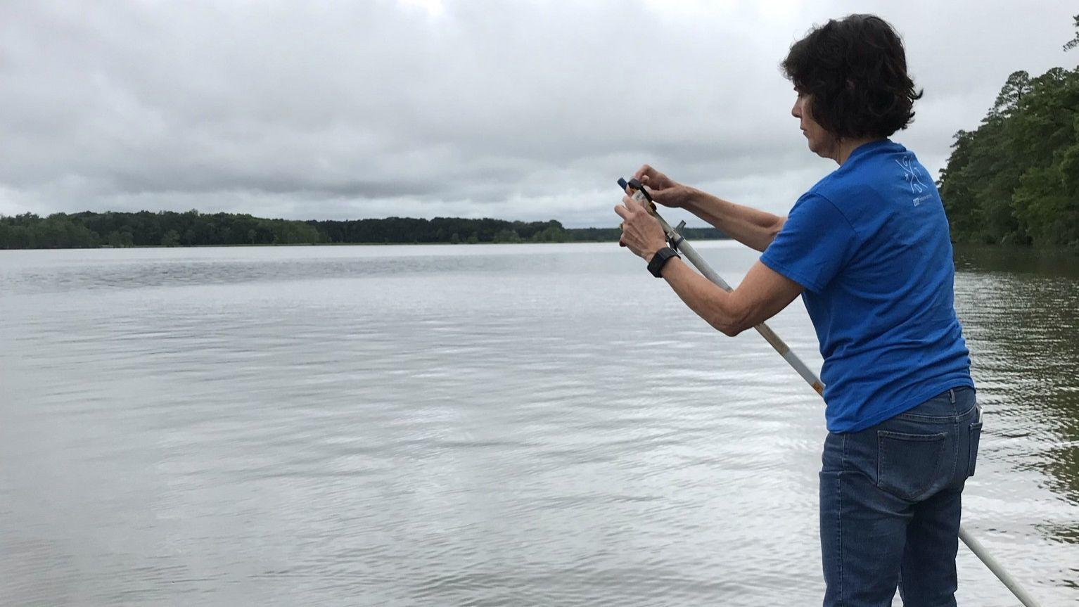 High James River water quality rates ideal for summer recreation at