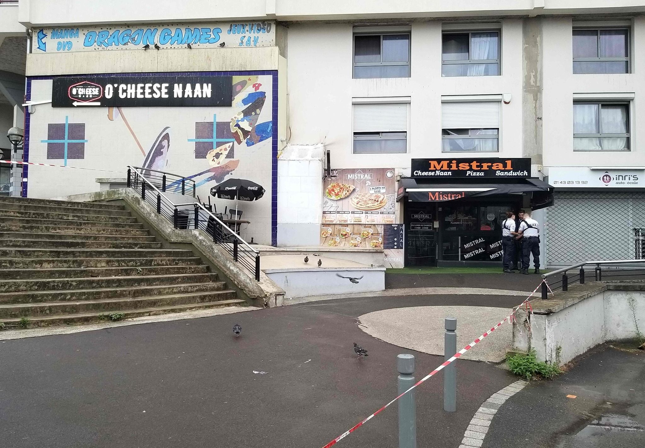 Customer fatally shoots waiter at restaurant in France after waiting too long for sandwich